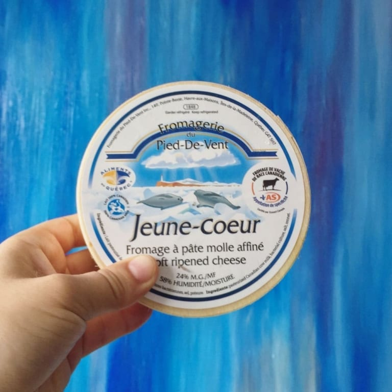 Fromage jeune coeur