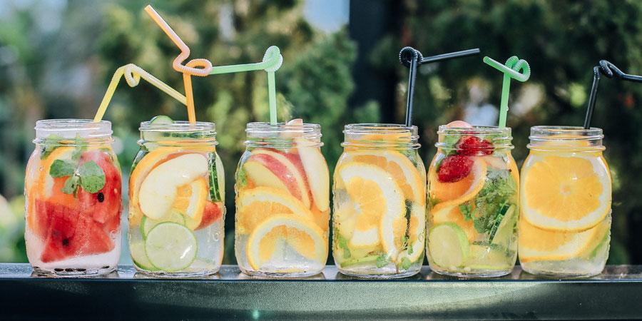 Image à la une : cocktail d'été