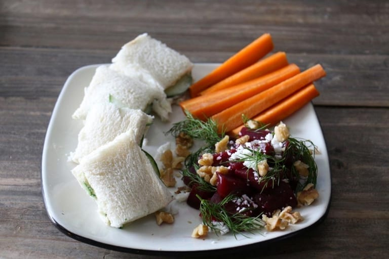 Repas de la Boite du Chef (et accompagnements)