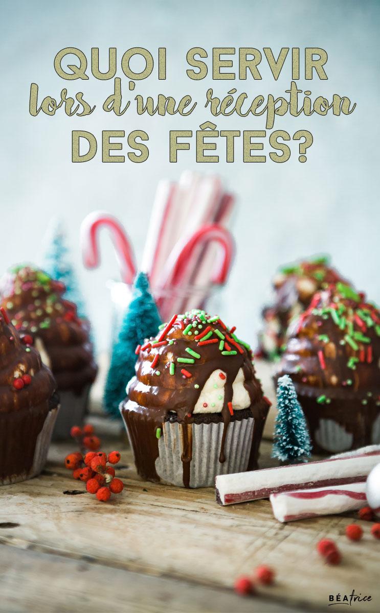 Image pour Pinterest : repas des fêtes