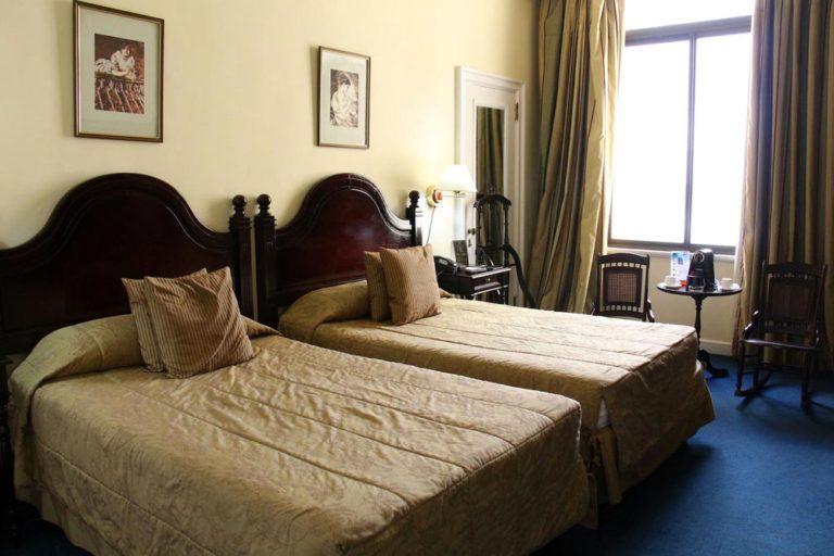 Chambre au Hotel Nacional de Cuba