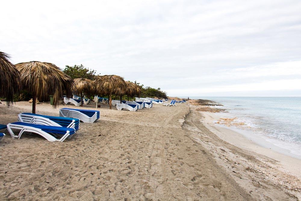 Dommages causés par Irma au Ocean Varadero El Patriarca