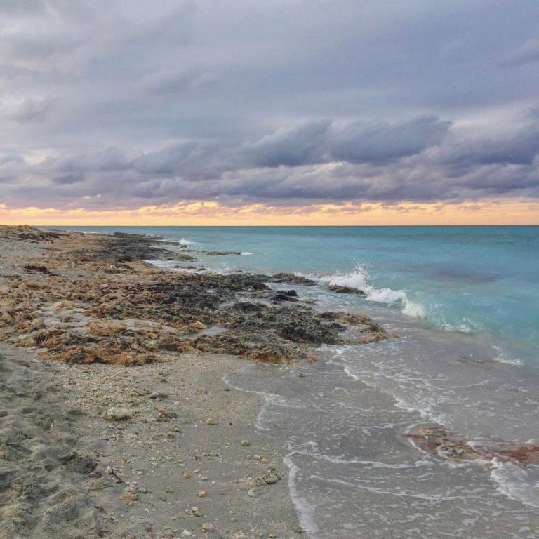 Coucher de soleil au Ocean Varadero El Patriarca