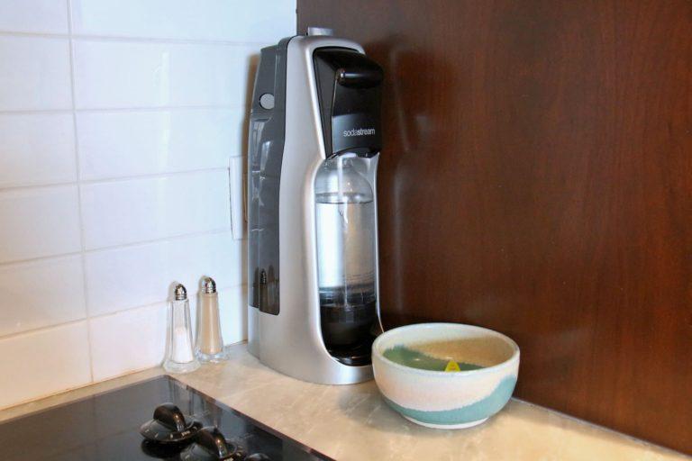 SodaStream dans la cuisine