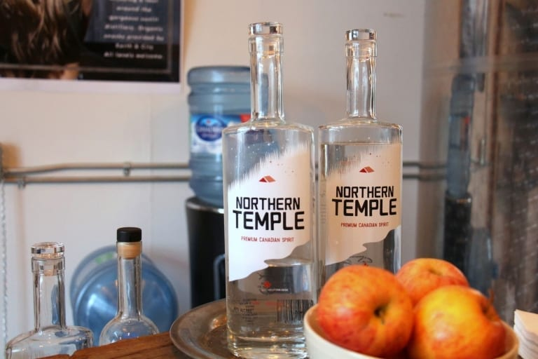 Vodka Northern Temple