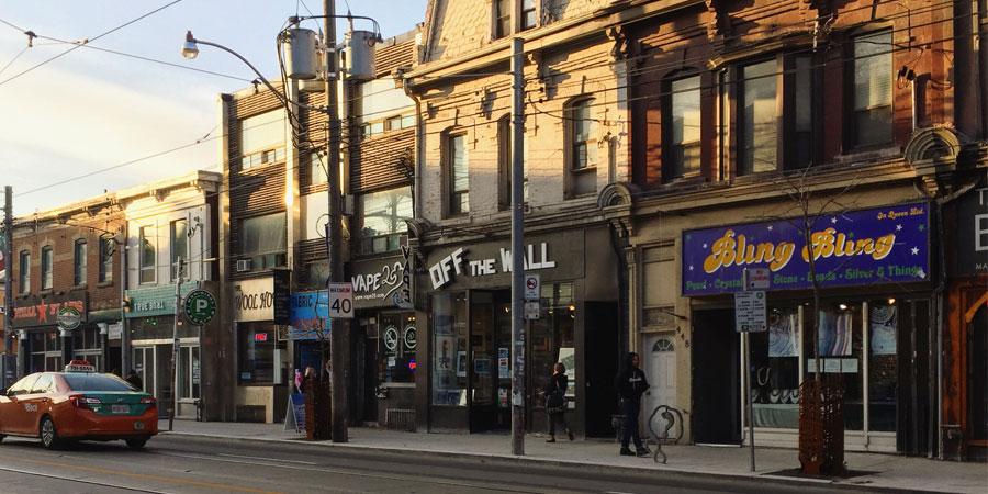 Image à la une : Weekend à Toronto