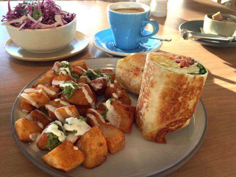 Déjeuner au restaurant Kost à Toronto