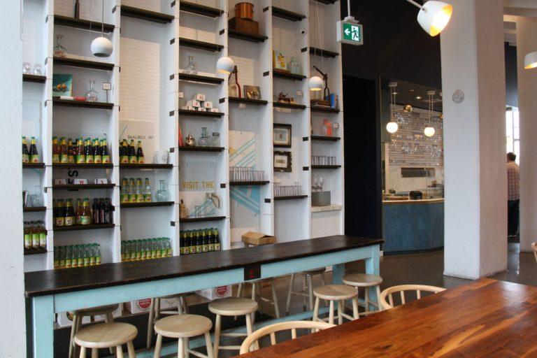 Restaurant Souk Tabule à Toronto