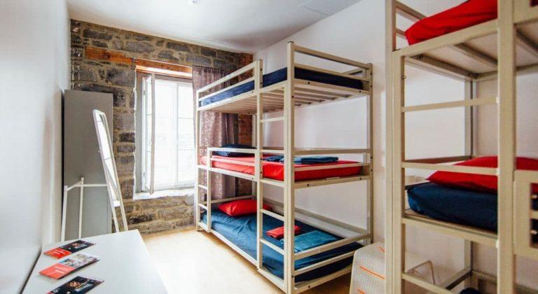 Auberge Saint-Paul dortoir hébergement abordable montréal