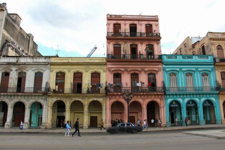 Maisons colorées de La Havane : À savoir avant de visiter La Havane