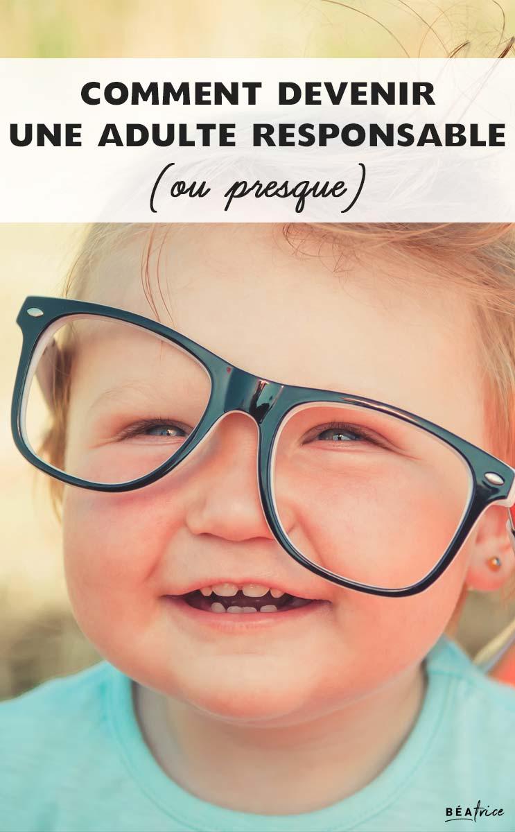 Image pour Pinterest : responsabilités adulte