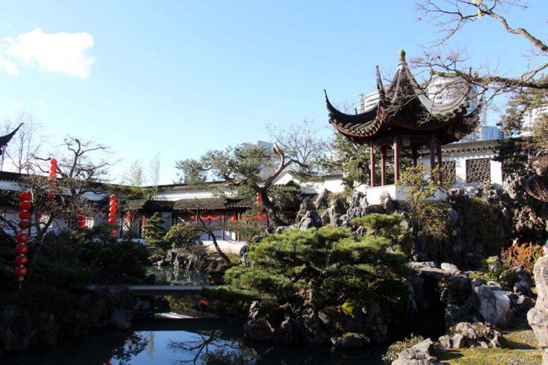 Dr. Sun Yat-Sen Classical Chinese Garden A Wok Around Chinatown budget de voyage Vancouver