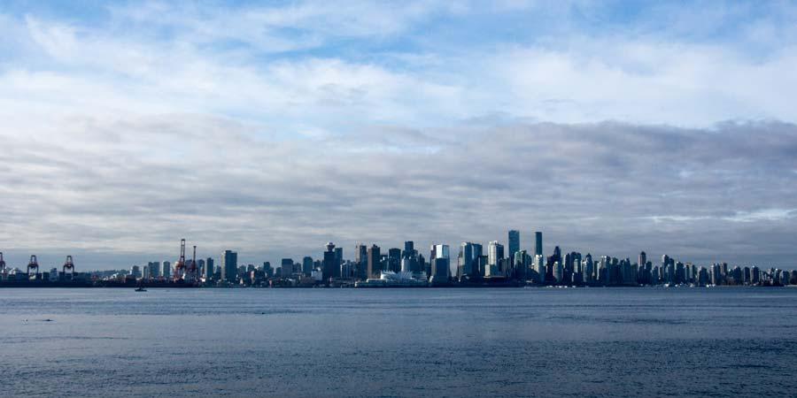 Image à la une : budget de voyage Vancouver