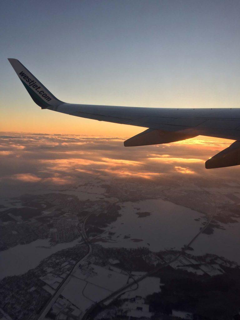 Vol à petit prix Westjet budget de voyage Vancouver