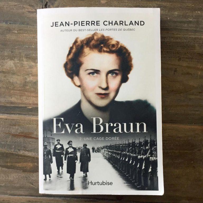 Eva Brau de Jean-Pierre Charland abonnement bibliothèque