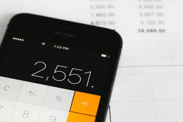 calculatrice impôts travailleur autonome