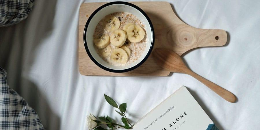 Image à la une : recette de gruau