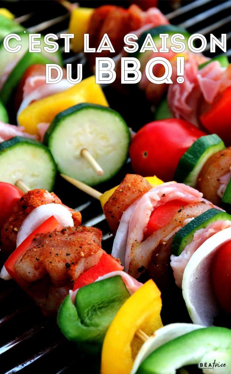 Image pour Pinterest : BBQ pour débutants
