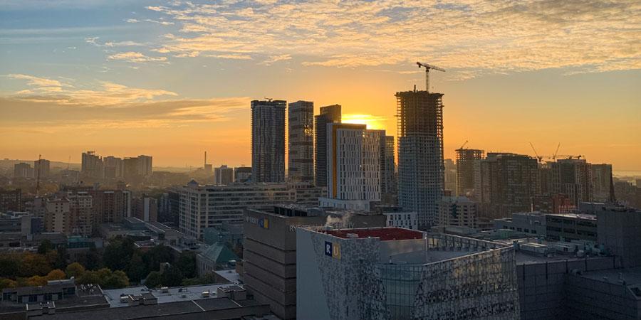 Image à la une : budget voyage Toronto