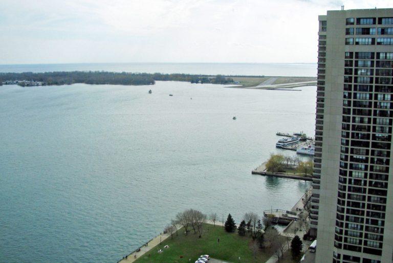 Vue d'un hôtel réservé sur Hotwire à Toronto