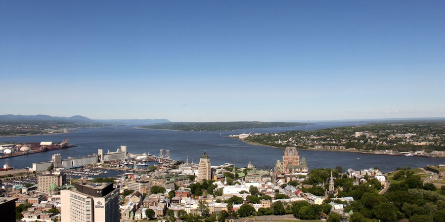 Image à la une : Weekend sans voiture à Québec