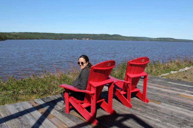 Moi au Fort-Témiscamingue