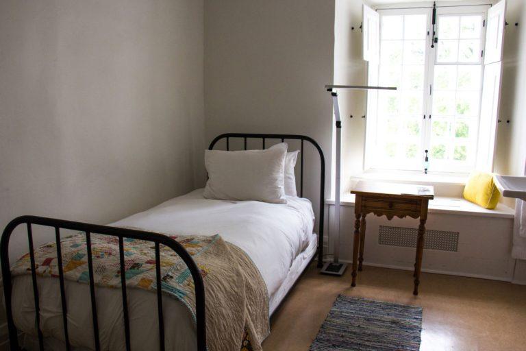 Ma chambre au Monastère des Augustines