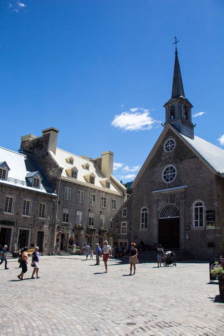 Place Royale, Québec
