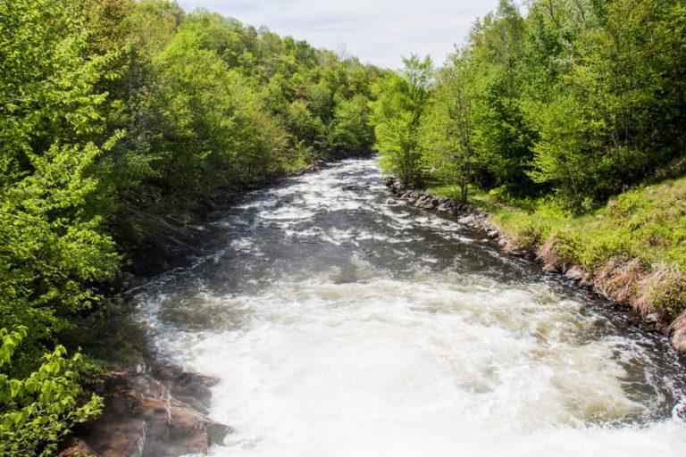 Rivière à Témiscaming, Témiscamingue