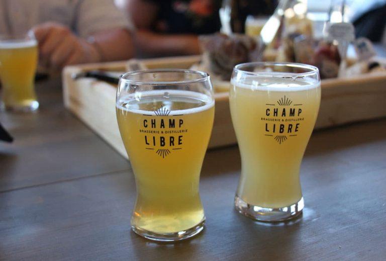Bières Champ libre