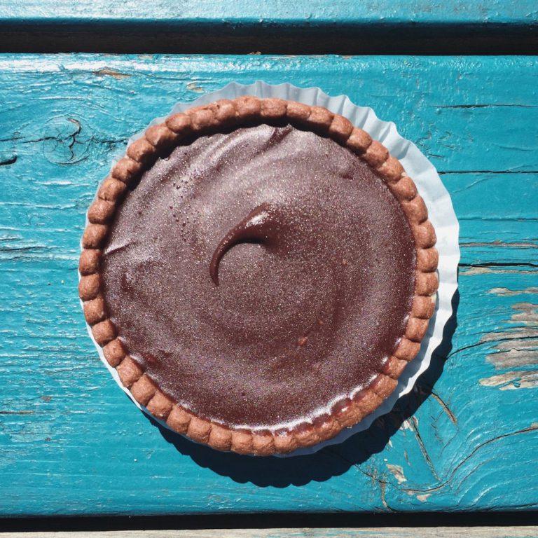 La meilleure tarte au chocolat au monde