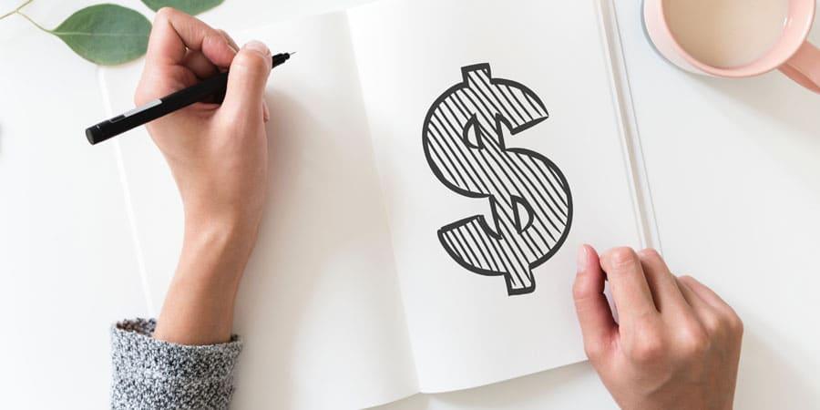 Image à la une : gérer son argent