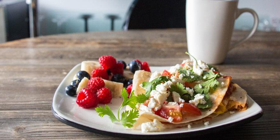Image à la une : recette déjeuner rapide
