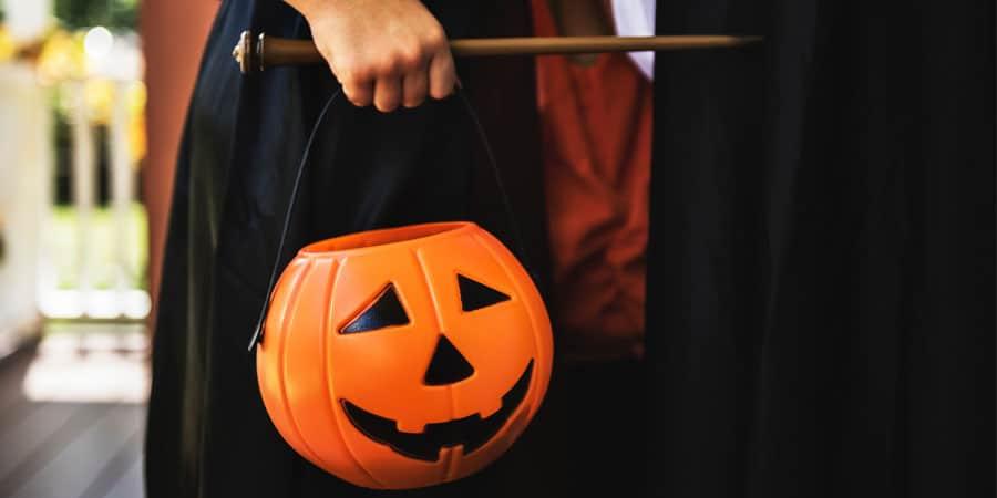 Image à la une : déguisement halloween bureau