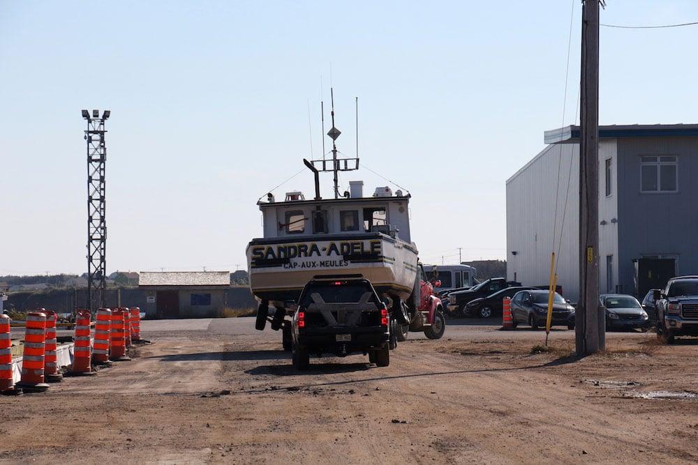 Port de Grande-Entrée