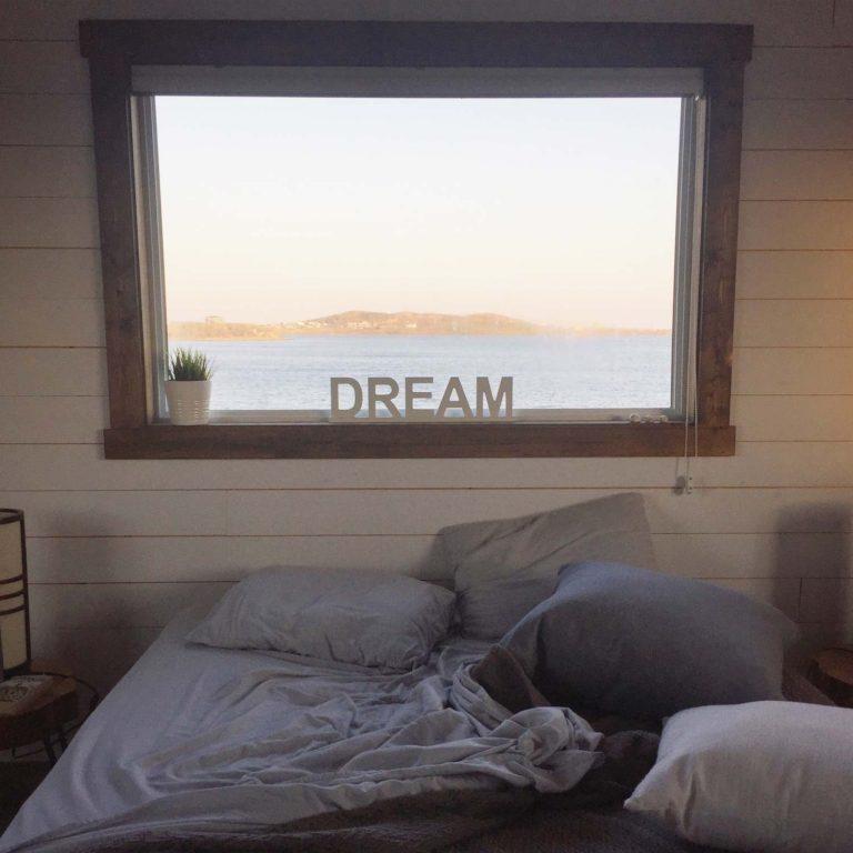 Chambre avec vue Auberge Paradis Bleu