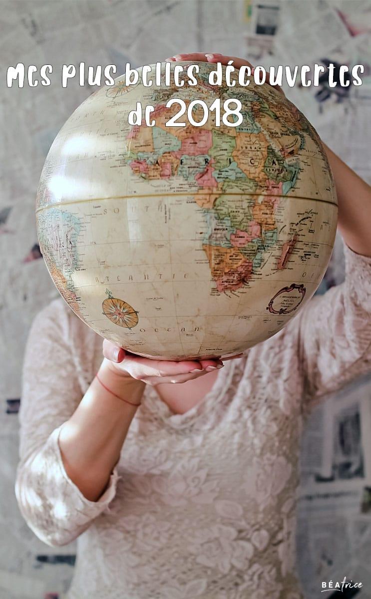 Image pour Pinterest : découvertes 2018