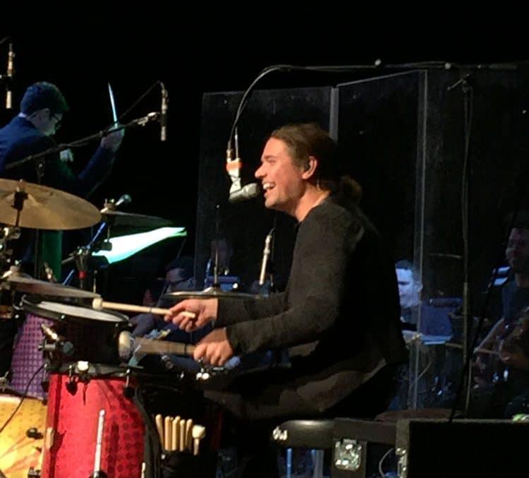 Zac Hanson au Queen Elizabeth Theatre de Toronto
