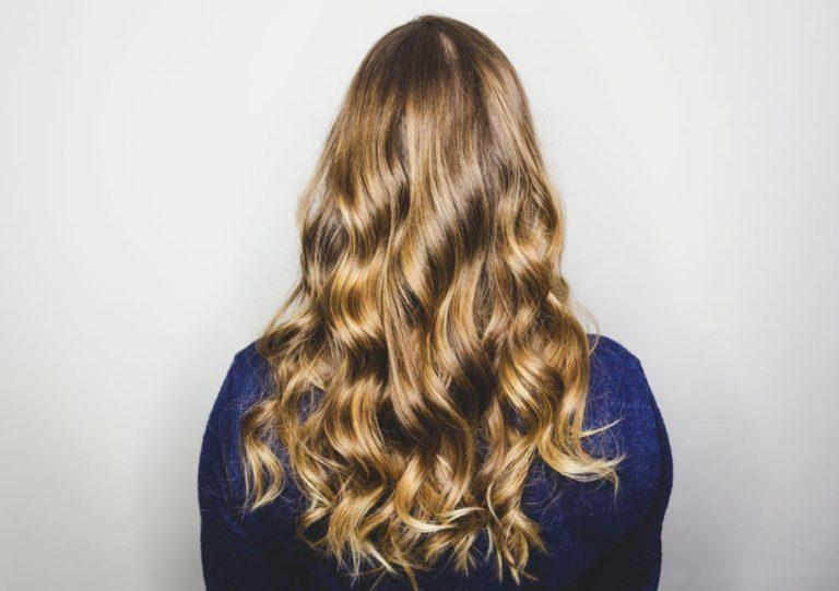 Moi avec mes nouveaux cheveux