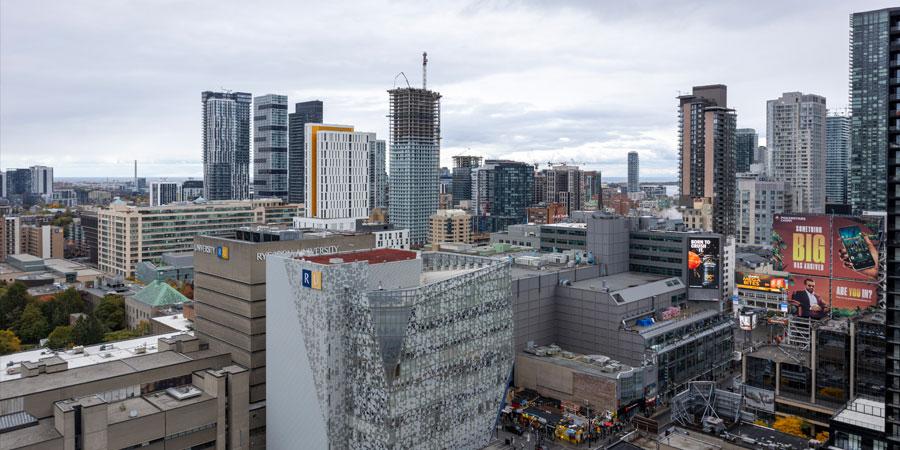 Image à la une : Toronto hiver