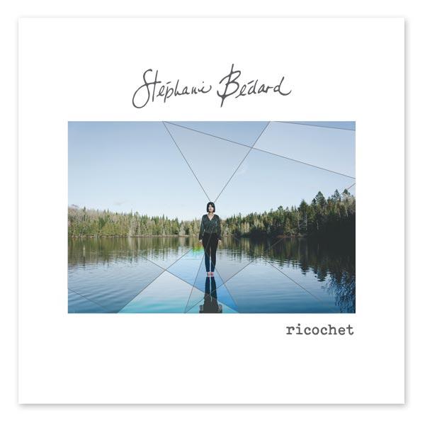 EP Ricochet de Stéphanie Bédard
