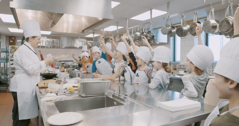 Camp culinaire ITHQ