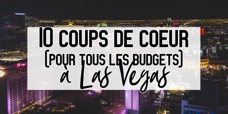 Image pour billets reliés : quoi faire à Las Vegas