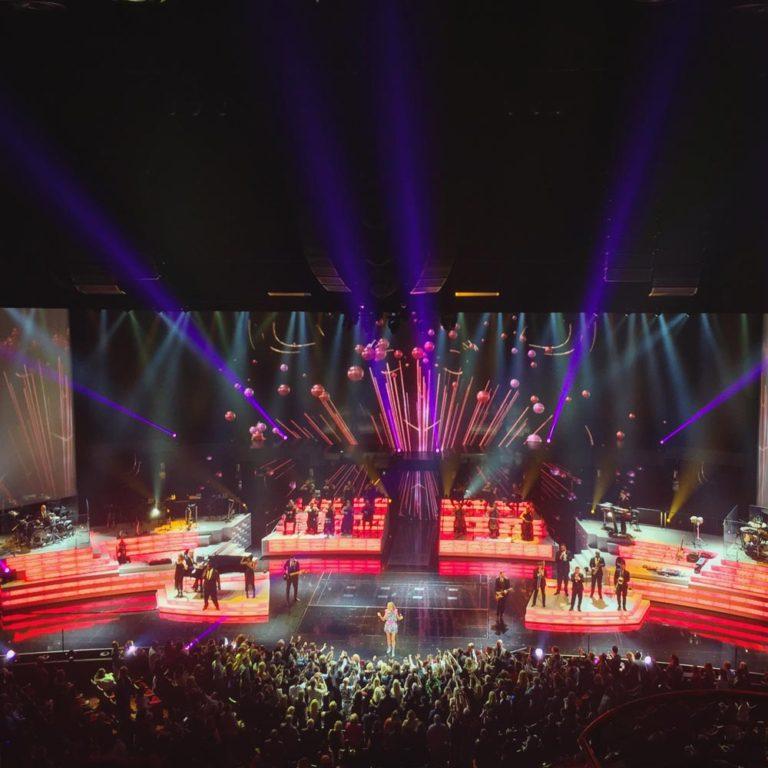 Spectacle de Céline Dion au Caeasar's Palace