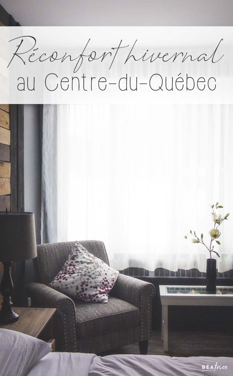 Image pour Pinterest : weekend centre-du-québec