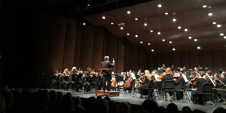 Image à la une : orchestre symphonique de laval