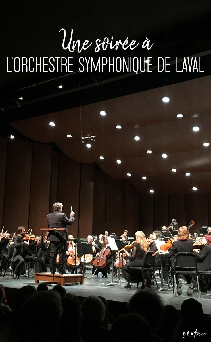 Image pour Pinterest : orchestre symphonique de laval