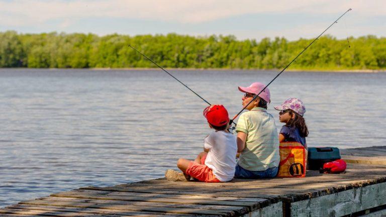 Caravane de la pêche