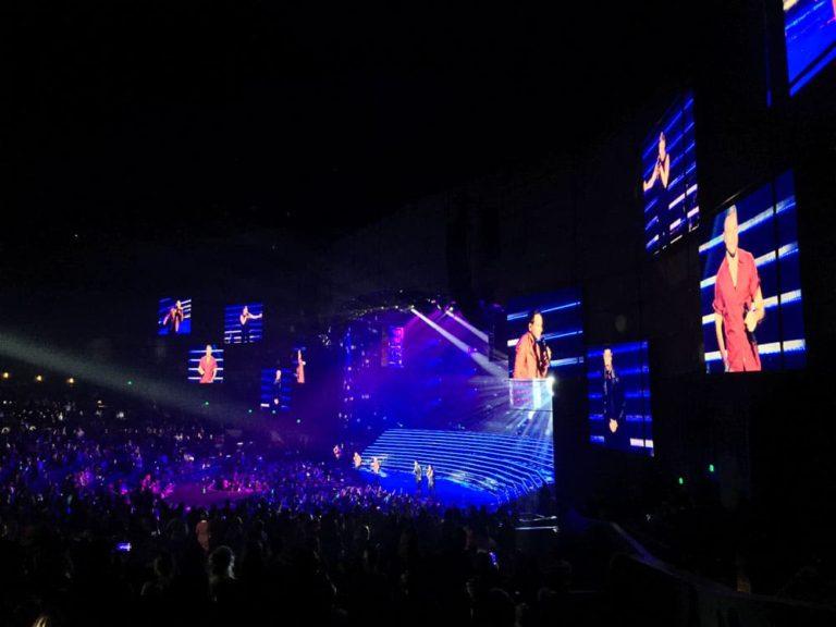 Backstreet Boys à Las Vegas