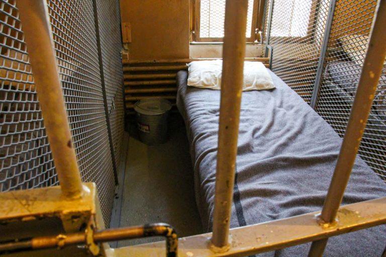 Intérieur de la Vieille Prison de Trois-Rivières